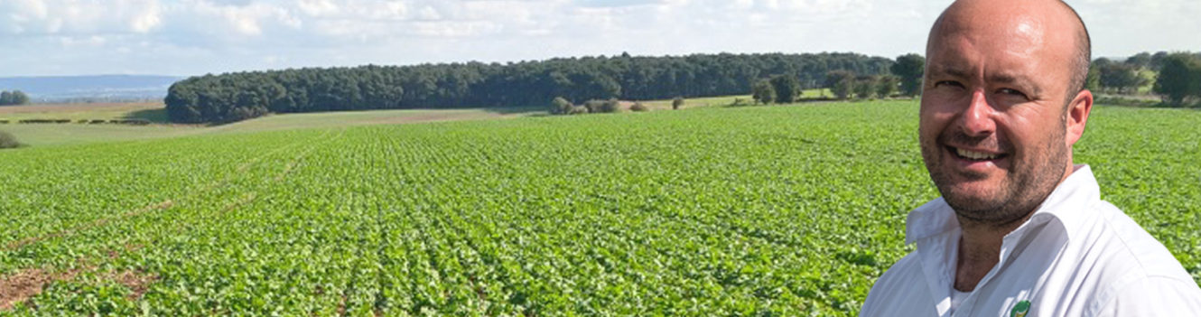 Hertfordshire / Bedfordshire crop advisor successfully completes two years of training