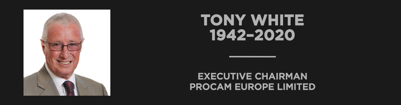 Tony White 1942–2020