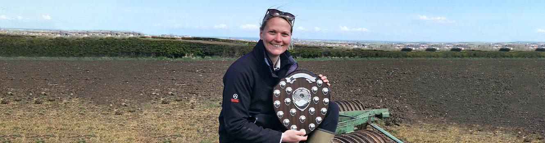 North East crop expert wins prestigious award